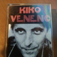 Casetes antiguos: KIKO VENENO. ÉCHATE UN CANTECITO.. Lote 209634118
