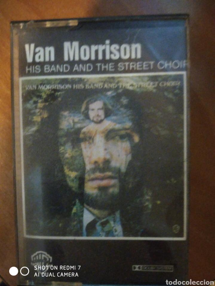 VAN MORRISON. HIS BAND AND THE STREET CHOIR. (Música - Casetes)