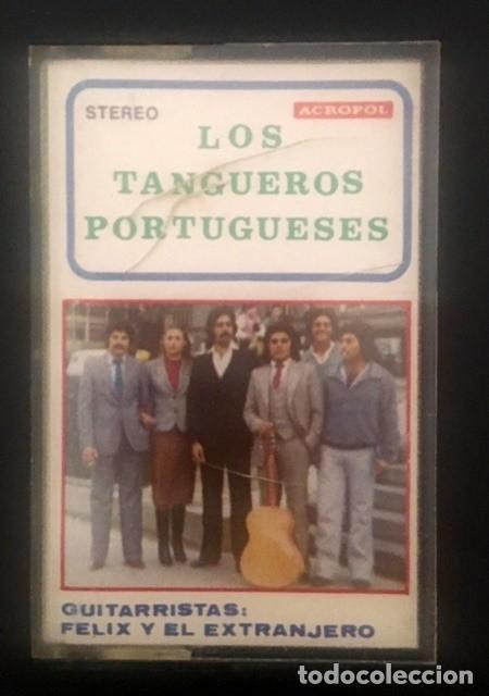 LOS TANGUEROS PORTUGUESES - ACROPOL, (Música - Casetes)
