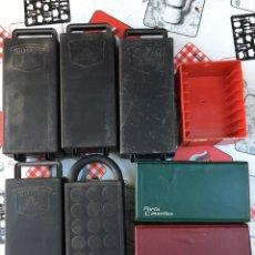 Casetes antiguos: ESTUCHES PORTA CASSETTES / CASETES. Lote 210387482