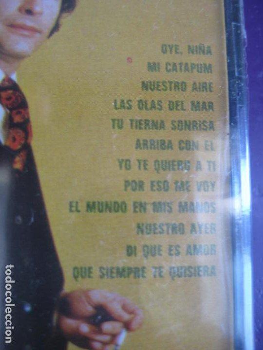 Casetes antiguos: el piano de chacho y sus rumbas casete marfer precintada 1975 - rumba catalana - peret - Foto 2 - 210387630