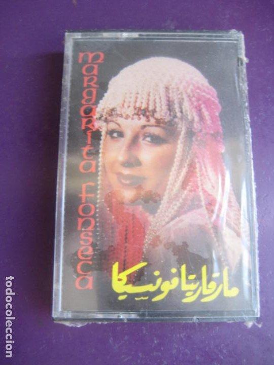 MARGARITA FONSECA CASETE RECORD 83 PRECINTADA - RUMBAS ARABES - RUMBA POP (Música - Casetes)