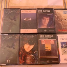 Casetes antiguos: 6 CASETES DE MIKE OLDFIELD. Lote 210672389