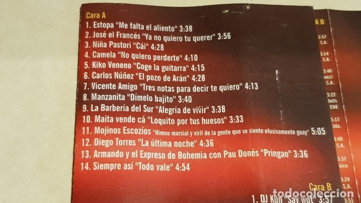 Casetes antiguos: Ñ / LOS ÉXITOS DEL AÑO / DOBLE CASETE-DRO-2000 / IMPECABLES - Foto 4 - 210782456
