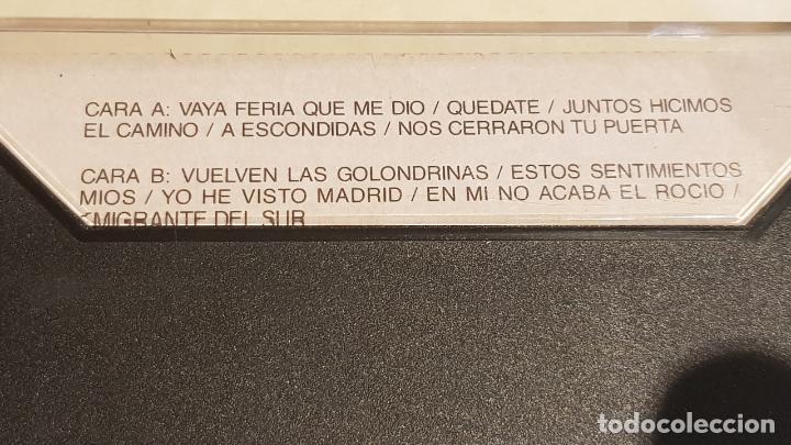 Casetes antiguos: ECOS DE LAS MARISMAS / QUÉDATE / SEVILLANAS / MC - FONOMUSIC-1988 / IMPECABLE. - Foto 2 - 210842876