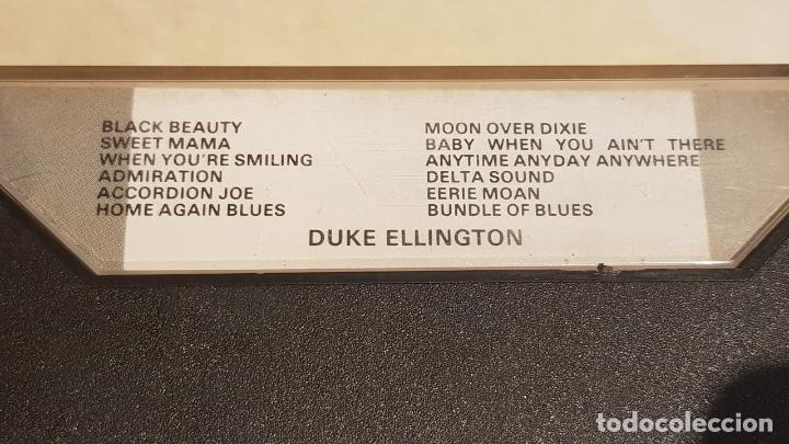 Casetes antiguos: DUKE ELLINGTON AND HIS ORCHESTRA /AMERICAN JAZZ & BLUES HISTORY Nº 15 / IMPECABLE. - Foto 2 - 211276809