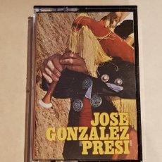 Casetes antiguos: JOSE GONZALEZ-PRESI- / MISMO TÍTULO / MC - COLUMBIA-1971 / MUY BUENA CALIDAD.. Lote 211495936