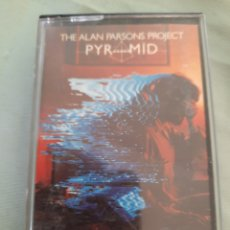 Casetes antiguos: THE ALAN PARSONS PROJECT . PYRAMID. CASETTE. Lote 211576895