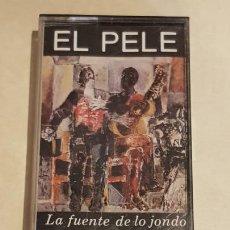 Casetes antiguos: EL PELE / LA FUENTE DE LO JONDO / MC - PASARELA-1986 / IMPECABLE.. Lote 212015365