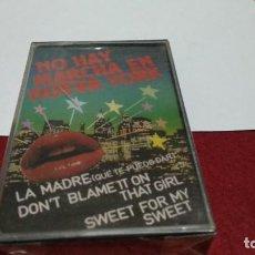 Cassette antiche: CASETE CINTA CASSETTE ( NO HAY MARCHA EN NUEVA YORK ) 1988 VIVA DISC. PRECINTADA.. Lote 212227340