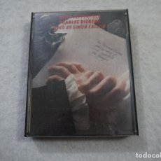 Casetes antiguos: DAVID COPPERFIELD - CHARLES DICKENS. READ BY SIMON CALLOW - AUDIO-BOOK 2 CASSETTES - INGLES. Lote 212797937
