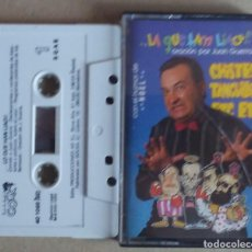 Cassetes antigas: NOEL LA QUE HAN LIAO!HUMOR!!DISCOS COCK 1990. Lote 213367865