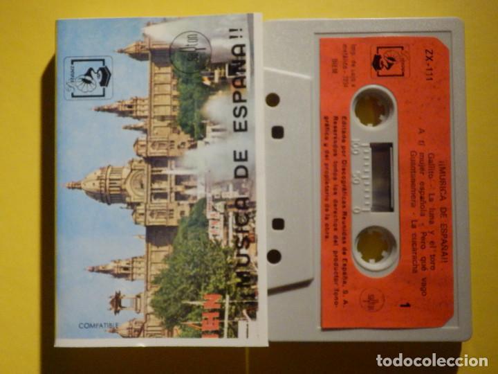 CINTA DE CASSETTE - MÚSICA DE ESPAÑA - DIRESA 1970 (Música - Casetes)