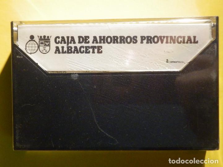 Casetes antiguos: Cinta de Cassette - Música Folklórica de Albacete - Caja de Ahorros Provincial - Precintada - Foto 2 - 213444022