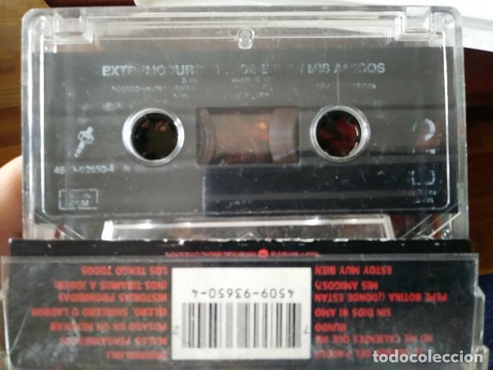 Casetes antiguos: Extremoduro - ¿Dónde están mis amigos? - Cassette de 1993 - Foto 2 - 213603912