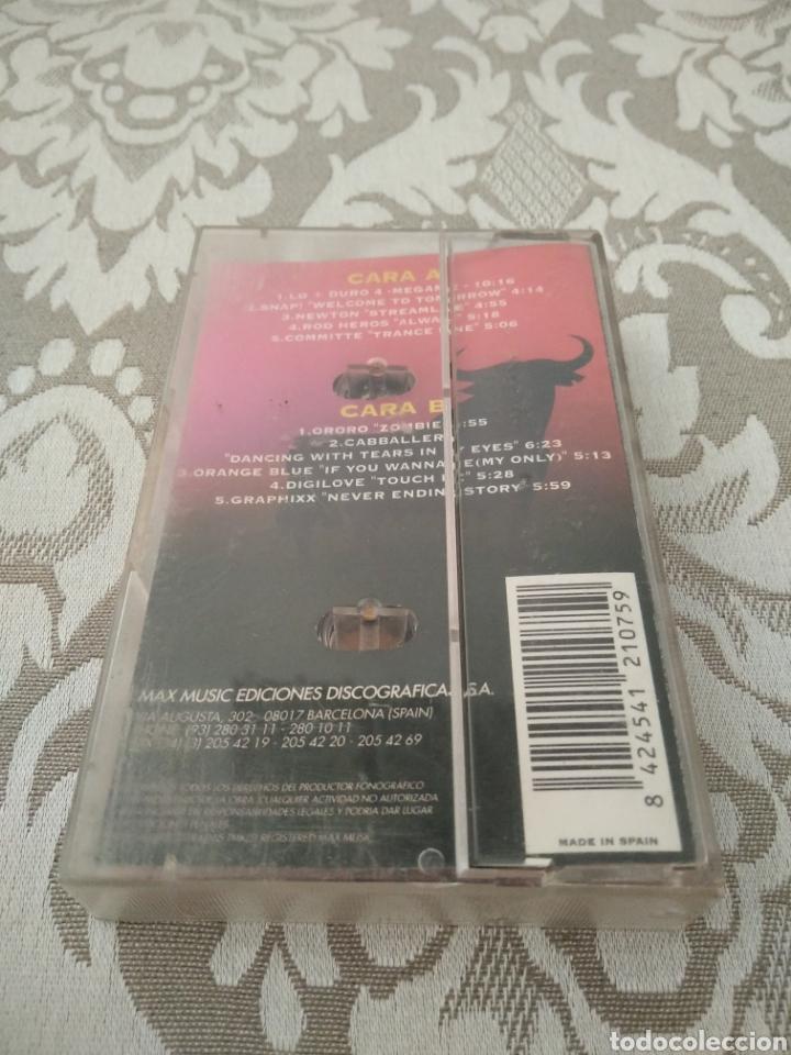 Casetes antiguos: Lo+Duro 4 casete cassette cinta Lo + Duro - Foto 2 - 213998406