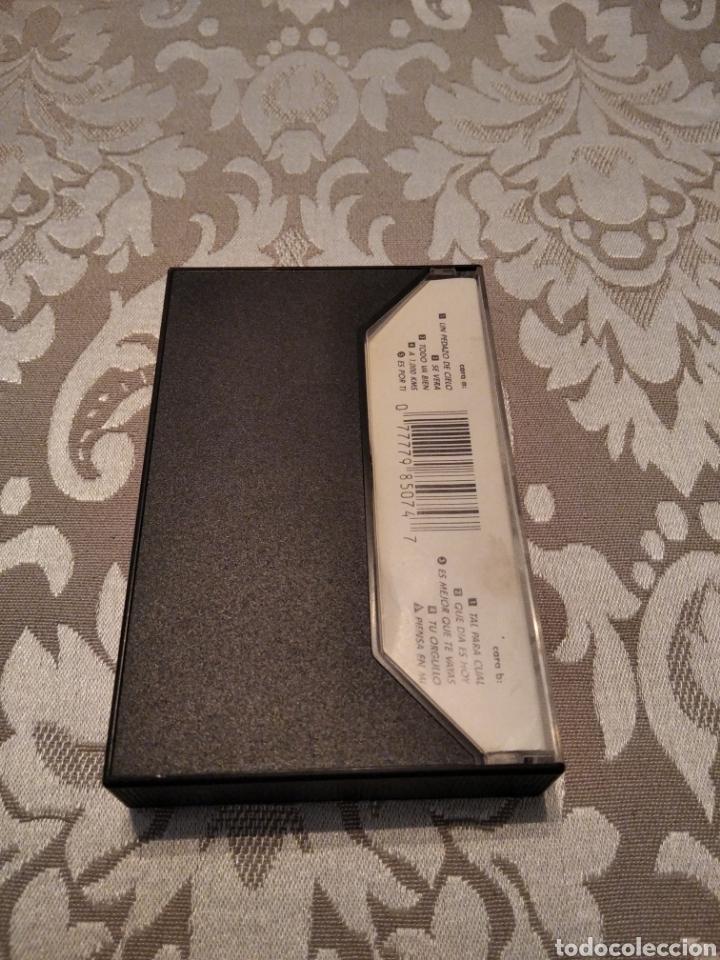 Casetes antiguos: Luz . A Contraluz casete cinta cassette - Foto 2 - 214043275