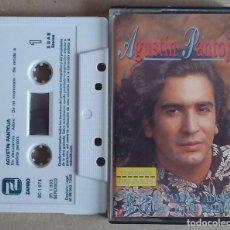 Cassetes antigas: AGUSTIN PANTOJA M/T (NO DISCUTAMOS) MUSICAL 1/ZAFIRO 1993. Lote 214140006