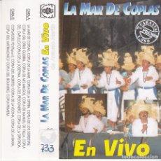 Cassettes Anciennes: CARNAVAL COMPARSA LA MAR DE COPLAS. Lote 214498911