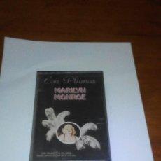 Casetes antiguos: CON PLUMAS. MARILYN MONROE. C18F. Lote 214675086
