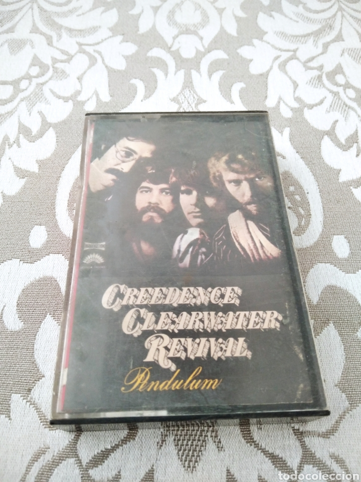 CREEDENCE CLEARWATER REVIVAL PENDULUM CASETE CINTA (Música - Casetes)