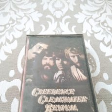 Casetes antiguos: CREEDENCE CLEARWATER REVIVAL PENDULUM CASETE CINTA. Lote 214787691