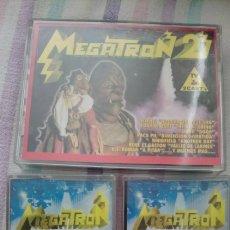 Cassette antiche: MEGATRON 4 CINTAS CASSETTE AÑOS 90. Lote 216579990