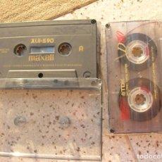 Cassettes Anciennes: CINTAS PARA GRABAR. Lote 216834682