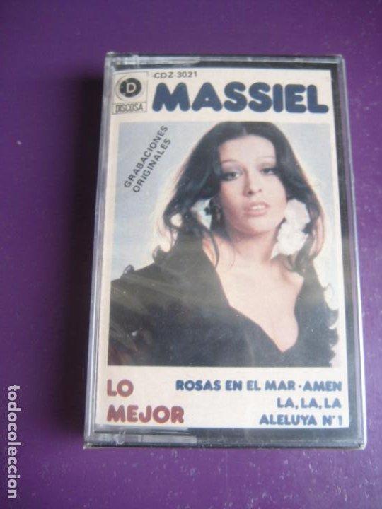 MASSIEL CASETE CAUDAL NOVOLA PRECINTADA - EXITOS DE 1ª EPOCA - POESIA POP AUTE (Música - Casetes)