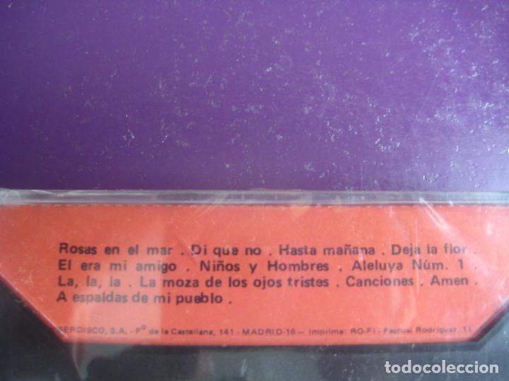 Casetes antiguos: MASSIEL CASETE CAUDAL NOVOLA PRECINTADA - EXITOS DE 1ª EPOCA - POESIA POP AUTE - Foto 2 - 217919433