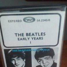 Cassette antiche: THE BEATLES. Lote 218306612