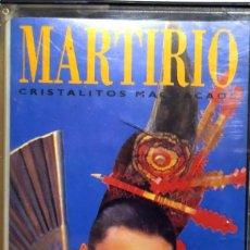 Casetes antiguos: MARTIRIO CRISTALITOS MACHACAOS. Lote 218705720