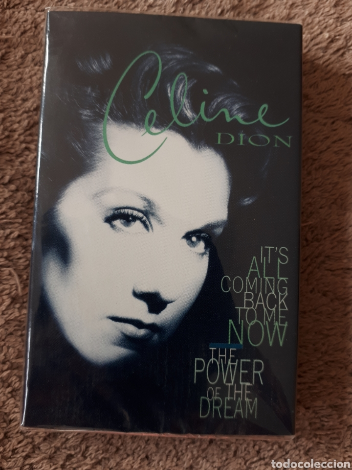 CELINE DION - IT'S ALL COMING BACK TO ME - CASSETTE SINGLE CON EL PRECINTO ORIGINAL (Música - Casetes)