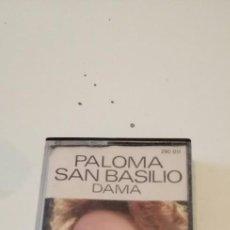 Casetes antiguos: GC-96 CINTA CASETE MUSICA PALOMA SAN BASILIO DAMA. Lote 218748750
