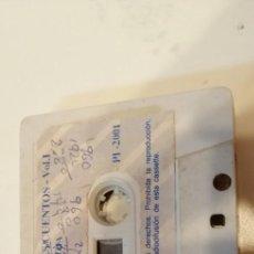 Casetes antiguos: GC-96 CINTA CASETE MUSICA SOLO CINTA SIN CARATULA LOS MEJORES CUENTOS VOL 1. Lote 218749105