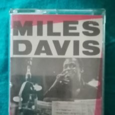 Casetes antiguos: 1985 CASETE, CASSETTE MILES DAVIS. PORGY AND BESS. GONE, SUMMERTIME.... Lote 219227915