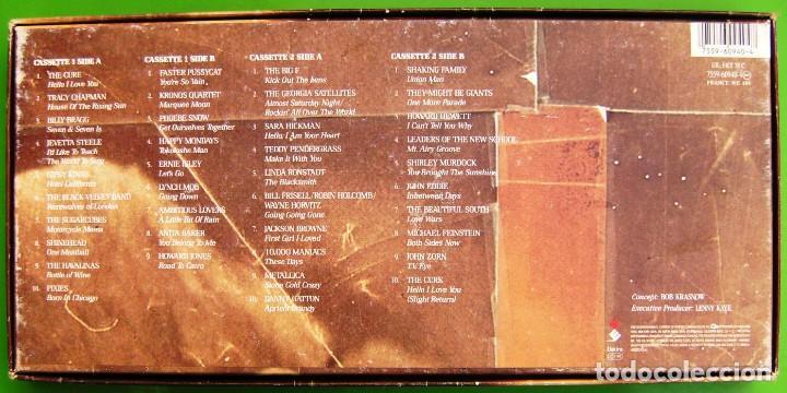 Casetes antiguos: Rubaiyat - Elektras 40th Anniversary - Caja con 2 casetes y libro - Foto 4 - 219452880