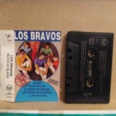 Cassetes antigas: LOS BRAVOS, GRANDES 14 EXITOS VERSION ORIGINAL. Lote 220290750
