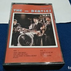 Casetes antiguos: CASETE CINTA CASSETTE ( THE BEATLES - ORIGINAL THE BEATLES ) 1984 STAR LINE MADE IN SPAIN -. Lote 220408132