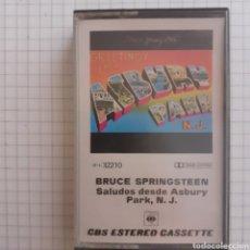 Casetes antiguos: BRUCE SPRINGSTEEN. ASBURY PARK. 1982 ESPAÑA.. Lote 220471757