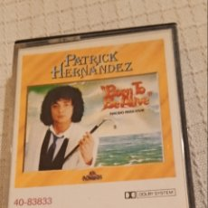 Casetes antiguos: PATRICK HERNANDEZ-BORN TO BE ALIVE. Lote 221170121