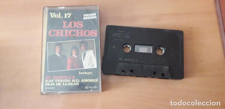 14-00111-LOS CHICHOS VOL 17 (Música - Casetes)