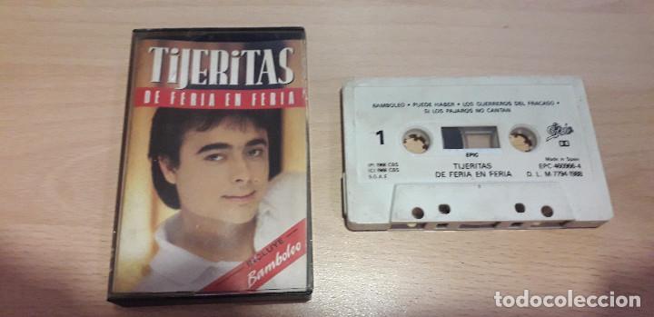 14-00116-TIJERITAS - DE FERIA EN FERIA (Música - Casetes)