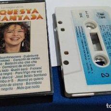 Casetes antiguos: CASETE CINTA CASSETTE ( LO MEJOR DE LA ORQUESTA ENCANTADA ) 1983 BELTER. Lote 221624238