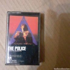 Casetes antiguos: THE POLICE. ZENYATTA MONDATTA. ESPAÑA 1980.. Lote 221626060
