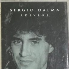 Casetes antiguos: SERGIO DALMA - ADIVINA. Lote 221681260