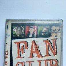 Cassette antiche: FAN CLUB CASSETTE NUEVO. Lote 221598301