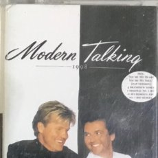 Casetes antiguos: MODERN TALKING - BACK FOR GOOD. Lote 221683036