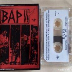 Casetes antiguos: BAP!! - BABARRUNA TA AZA POPULARRA - (CAJ-4). Lote 221700175