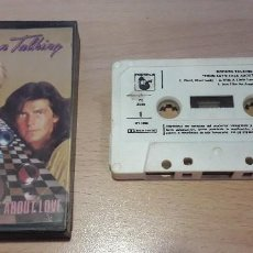 Casetes antiguos: 14-00149-MODERN TALKING - FROM LETS TALK ABOUT LOVE. Lote 221707855